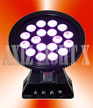 ラウンドライトアップ4in1LED18Pro/フルカラーライトアップ【LEDライトアップ&ライトアップ演出なら演出メーカーAXIZLightライトアップが圧倒的!】