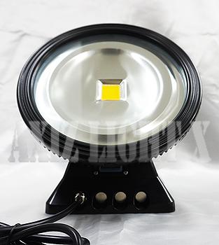 ラウンドライトアップ5000AXPro/広角演出ライトアップ電球色仕様!タイトル【LEDライトアップ&ライトアップ演出なら演出メーカーAXIZLightライトアップが圧倒的!】