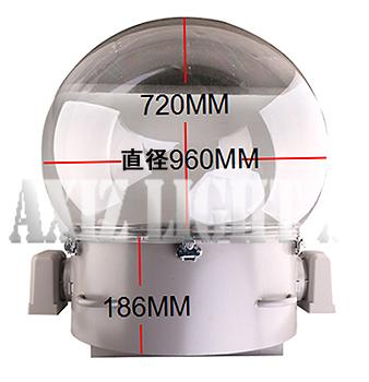 ムービングライト&サーチライト専用カバー/カプセル型ドーム型仕様/デザイン5の詳細はクリック願います!【AXIZLight専用仕様】