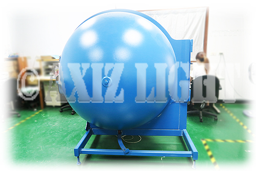 AXIZLight提携照明工場風景7